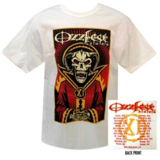 Ozzfest Demon Tour Tee
