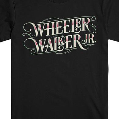 Wheeler Walker Jr Logo Tee (Black)