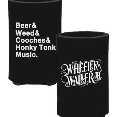 Wheeler Walker Jr Koozie