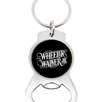 Wheeler Walker Jr Bottle Opener Keychain