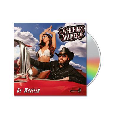 Wheeler Walker Jr Ol' Wheeler CD