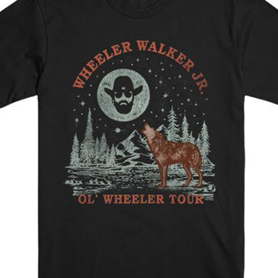 Wheeler Walker Jr Ol Wheeler Tour Tee (Black)