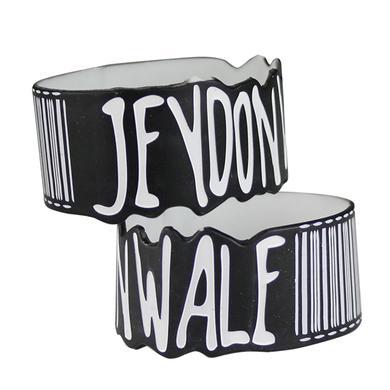 Jeydon Wale Barcode Wristband