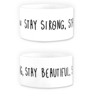 Jeydon Wale Stay Strong Wristband