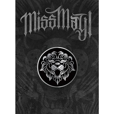 Miss May I Lion Enamel Pin