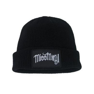 Miss May I MMI Patch Winter Beanie (Black)