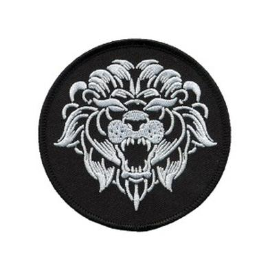 Miss May I Circle Lion Patch