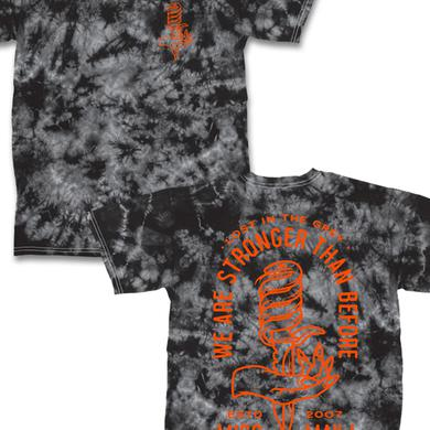 Miss May I Costa Stronger Snake Tee (Black Crystal)