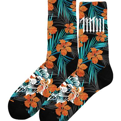 Miss May I Vacation Socks