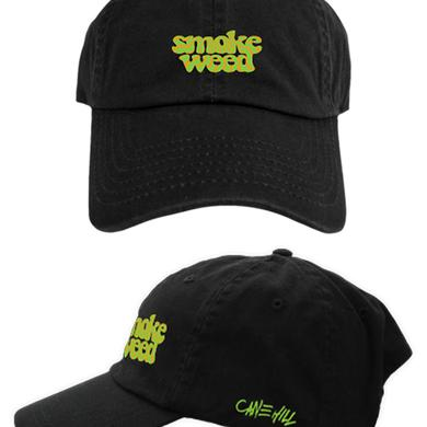 "Cane Hill ""Smoke Weed"" Dad Hat"