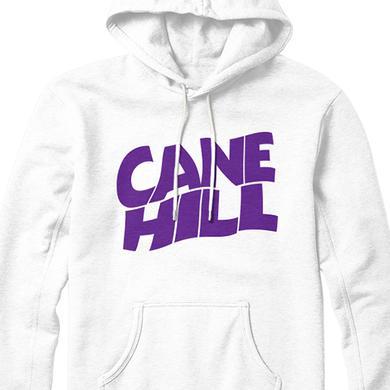 Cane Hill Sabbath Logo Hoodie (White)