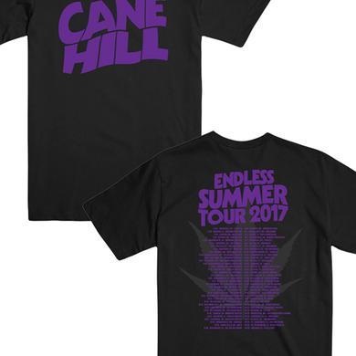 Cane Hill Endless Summer Tour 2017 Tee (Black)