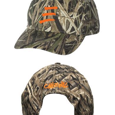 Cane Hill Camo Logo Hat