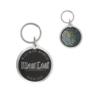 Meat Loaf Hell in a Handbasket Keychain