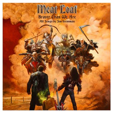 Meat Loaf Braver Than We Are CD
