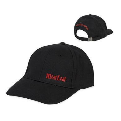 Meat Loaf Mad Mad World Hat