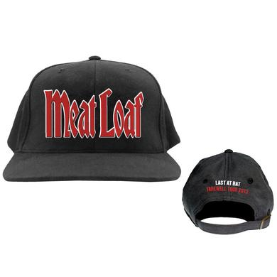 Meat loaf Logo BB Cap