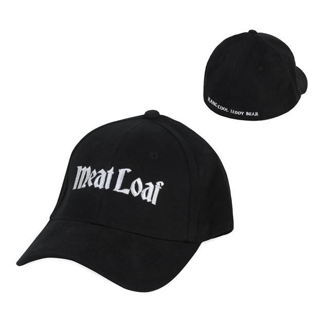 Meat Loaf Hang Cool Teddy Bear Hat