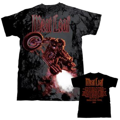 Meat Loaf Hang Cool Tour Tee
