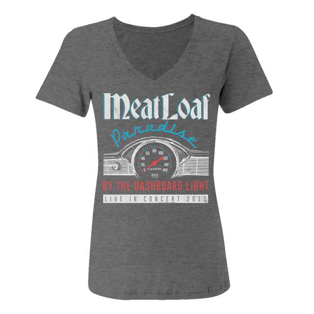 Meat Loaf Paradise Vneck Tee