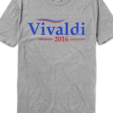 Angel Vivaldi Vivaldi 2016 Tee (Heather Grey)