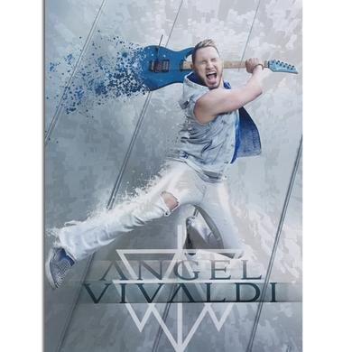 Angel Vivaldi 11x17 Scream Poster