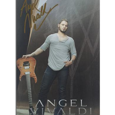 Angel Vivaldi 11x17 Angel Poster (Signed)
