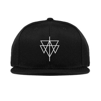 Angel Vivaldi Logo Snapback (Black)
