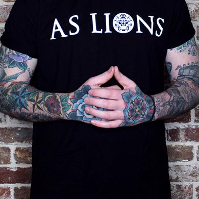 As Lions Logo Tee
