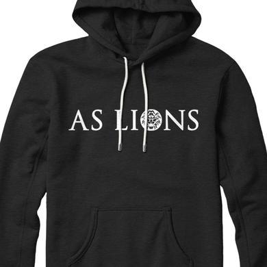 As Lions Logo Hoodie