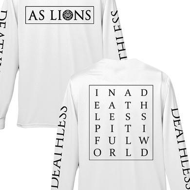 As Lions Deathless Longsleeve