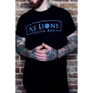 As Lions Selfish Age Tee (Black)