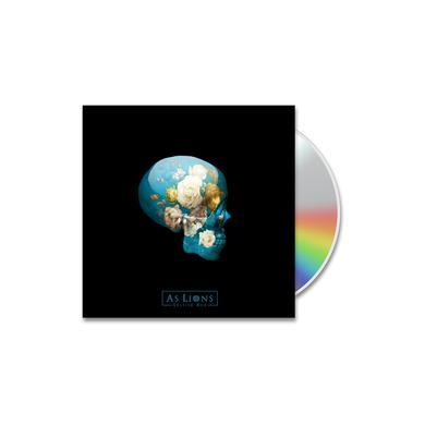 As Lions Selfish Age CD