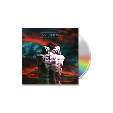 As Lions Aftermath CD