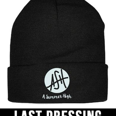 A Summer High ASH Logo Beanie