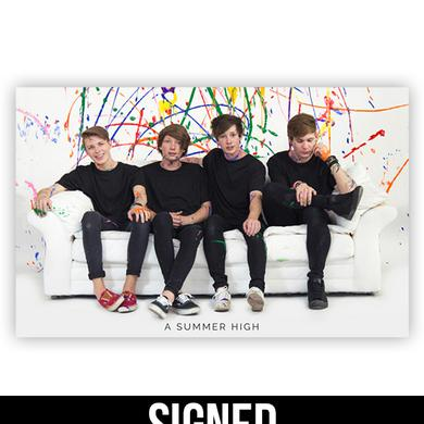 A Summer High SIGNED Pretty Little Poster
