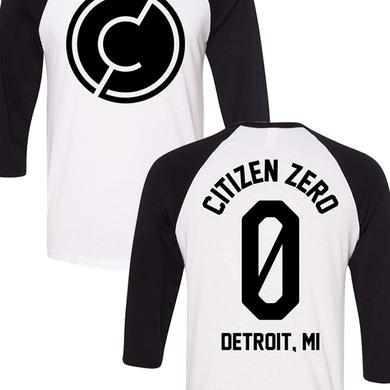 Citizen Zero Team Raglan Tee
