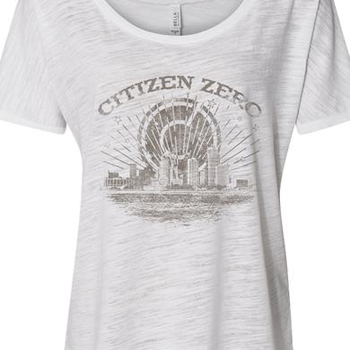 Citizen Zero Shine Slouchy Womens Tee