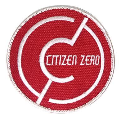 Citizen Zero CZ Circle Logo Iron-On Patch