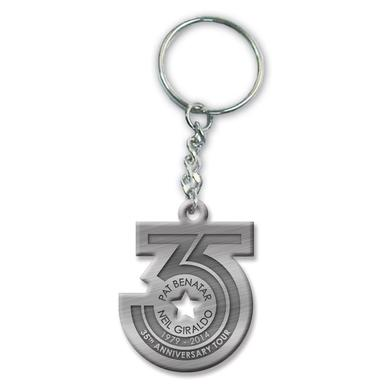 Pat Benatar 35th Anniverary Tour Keychain