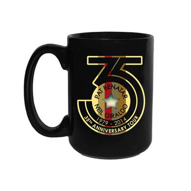 Pat Benatar 35th Anniverary Tour Mug