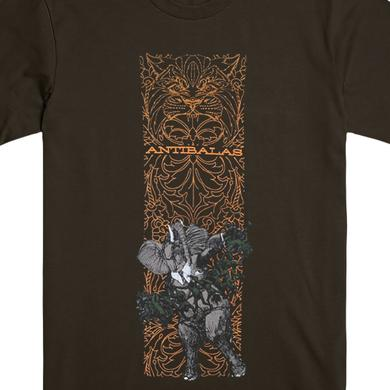 Antibalas GOP Tee (Brown)