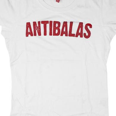 Antibalas Womens Security Logo Tee (White)