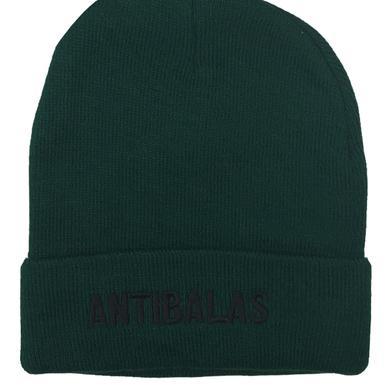 Antibalas Knit Beanie (Spruce)