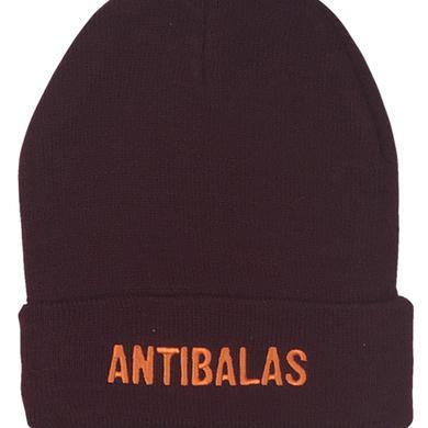 Antibalas Knit Beanie (Maroon)