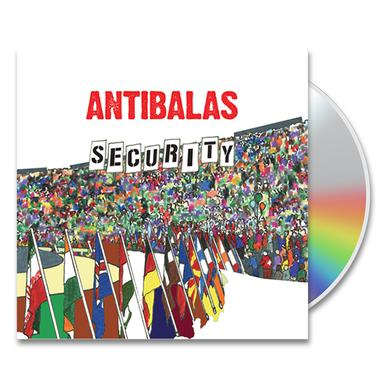 Antibalas Security CD