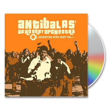 Antibalas Liberation Afro Beat Vol. 1 CD
