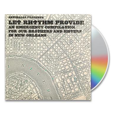 Antibalas Let Rhythm Provide CD