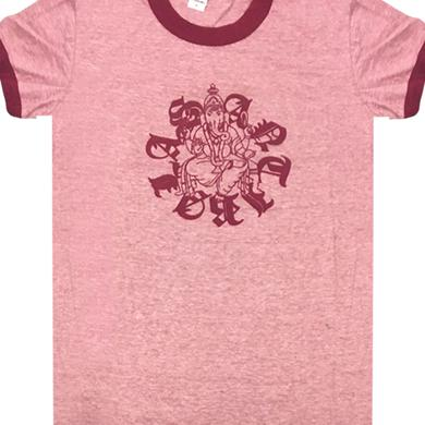 Antibalas Ganesh Ringer Tee (Heather Red)