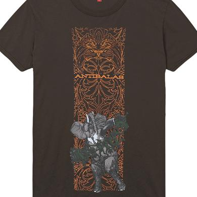 Antibalas Womens GOP Tee (Brown)